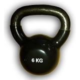 STAMINA Kettlebell [DK 4107-6KG] - Black - Barbell / Dumbbell
